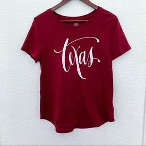 Old Navy Soft Washed Texas Graphic Tee | S…